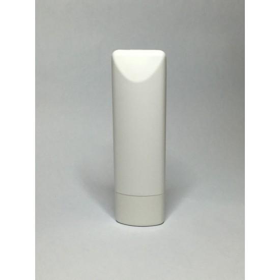 100ml HDPE White Tottle Bottle